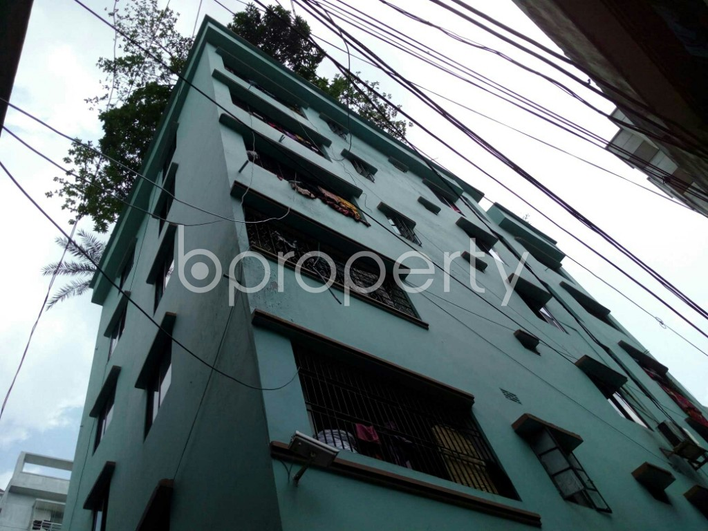 Outside view - 2 Bed Apartment to Rent in Dhanmondi, Dhaka - 1876965