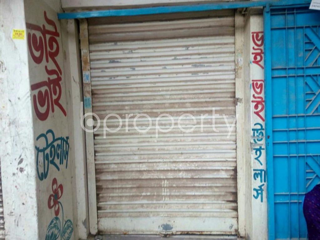 Front view - Shop to Rent in Tejgaon, Dhaka - 1877016