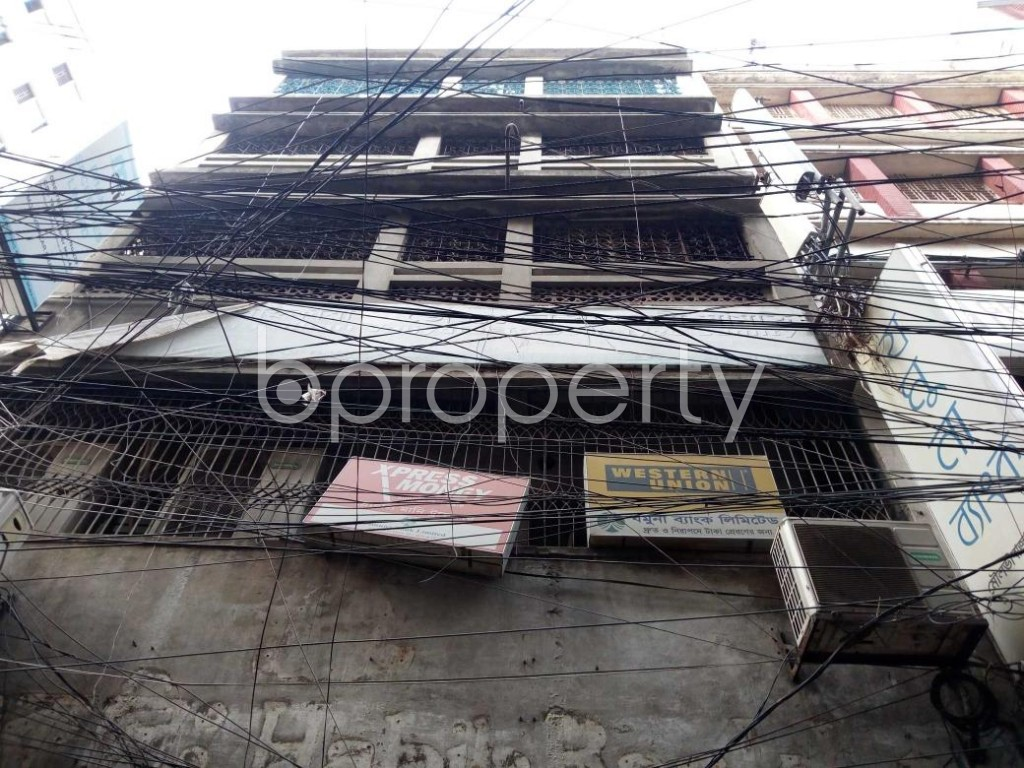 Front view - Shop to Rent in Bangshal, Dhaka - 1877030
