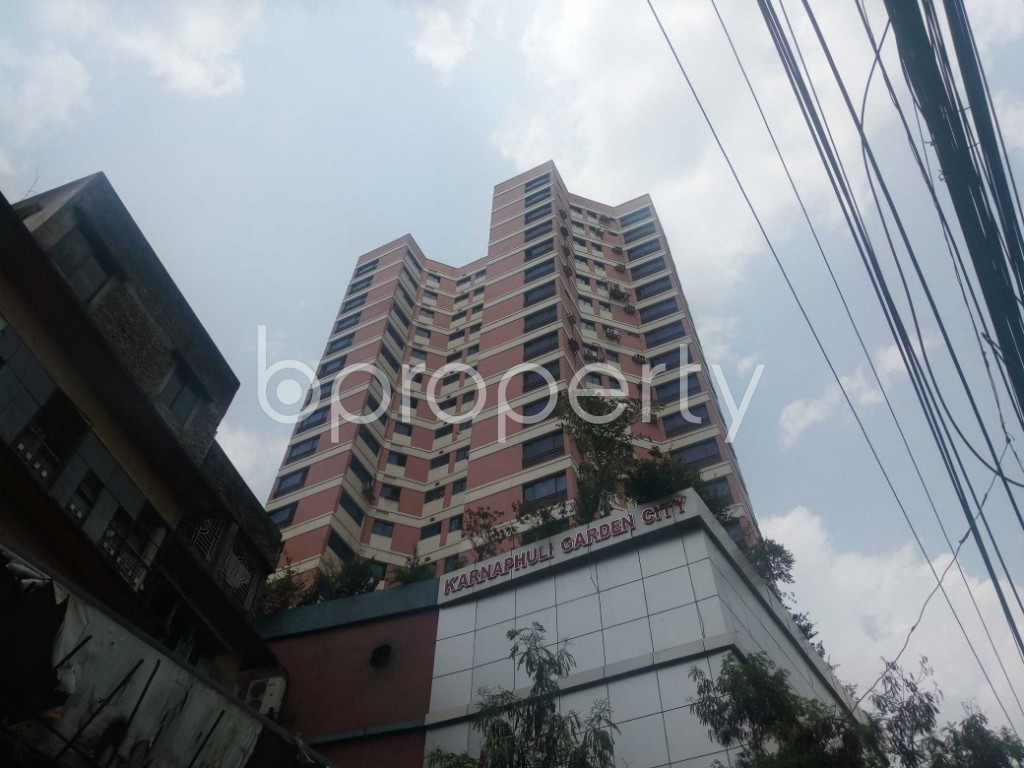 Outside view - Shop for Sale in Kakrail, Dhaka - 1877043