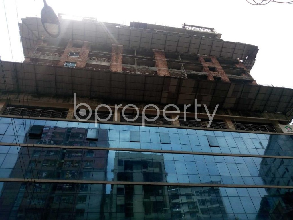 Front view - Shop to Rent in Shiddheswari, Dhaka - 1877047