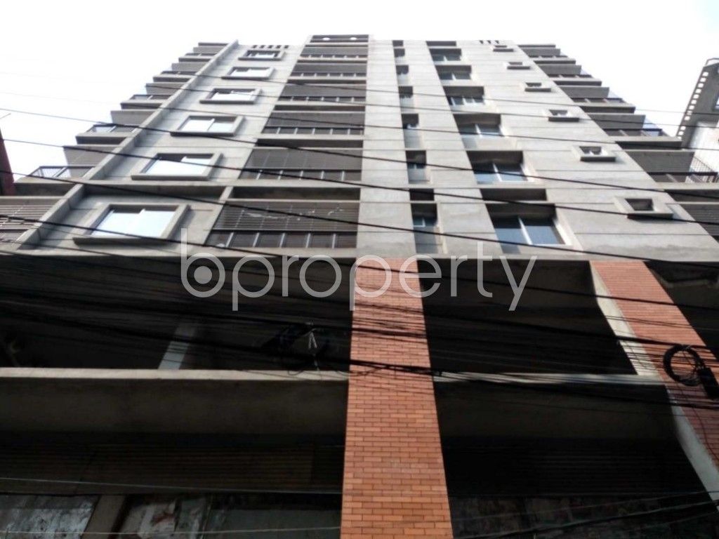 Front view - Shop to Rent in Lalbagh, Dhaka - 1877052