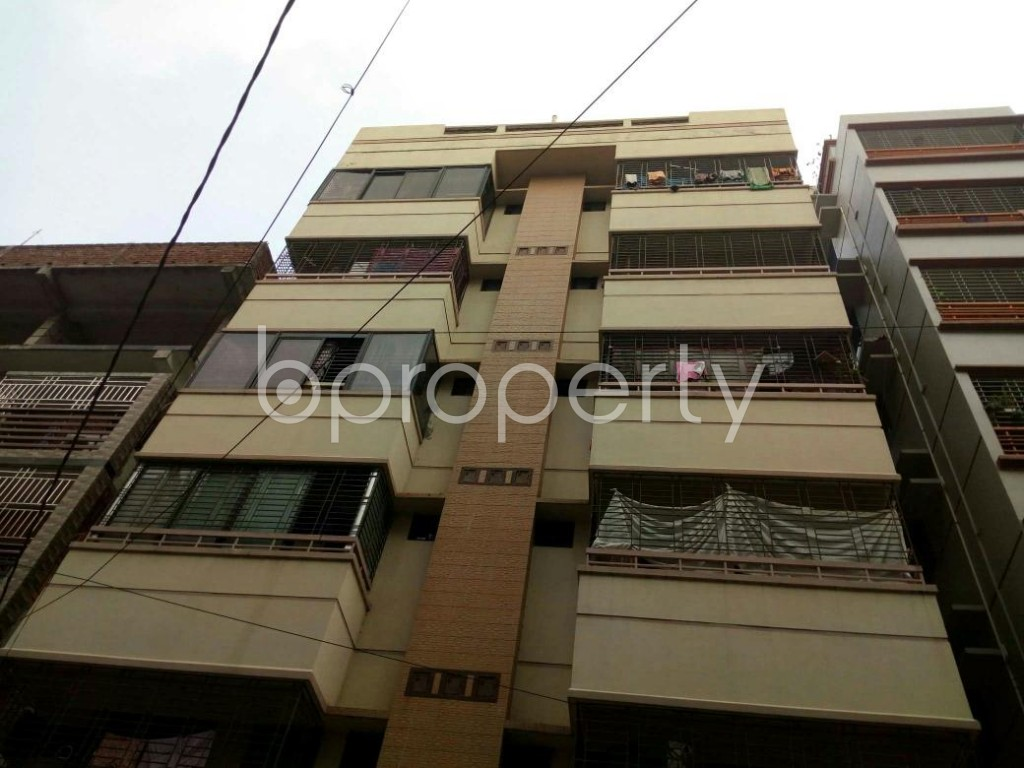Front view - 2 Bed Apartment to Rent in Uttara, Dhaka - 1877085