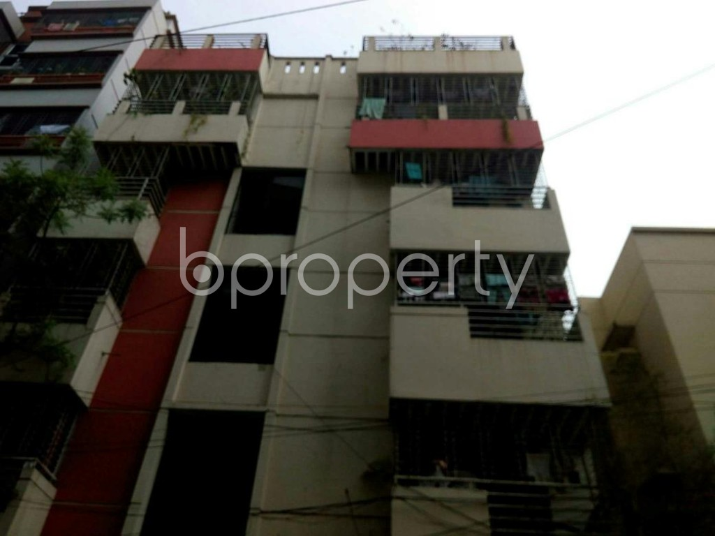 Front view - 2 Bed Apartment to Rent in Uttara, Dhaka - 1877087