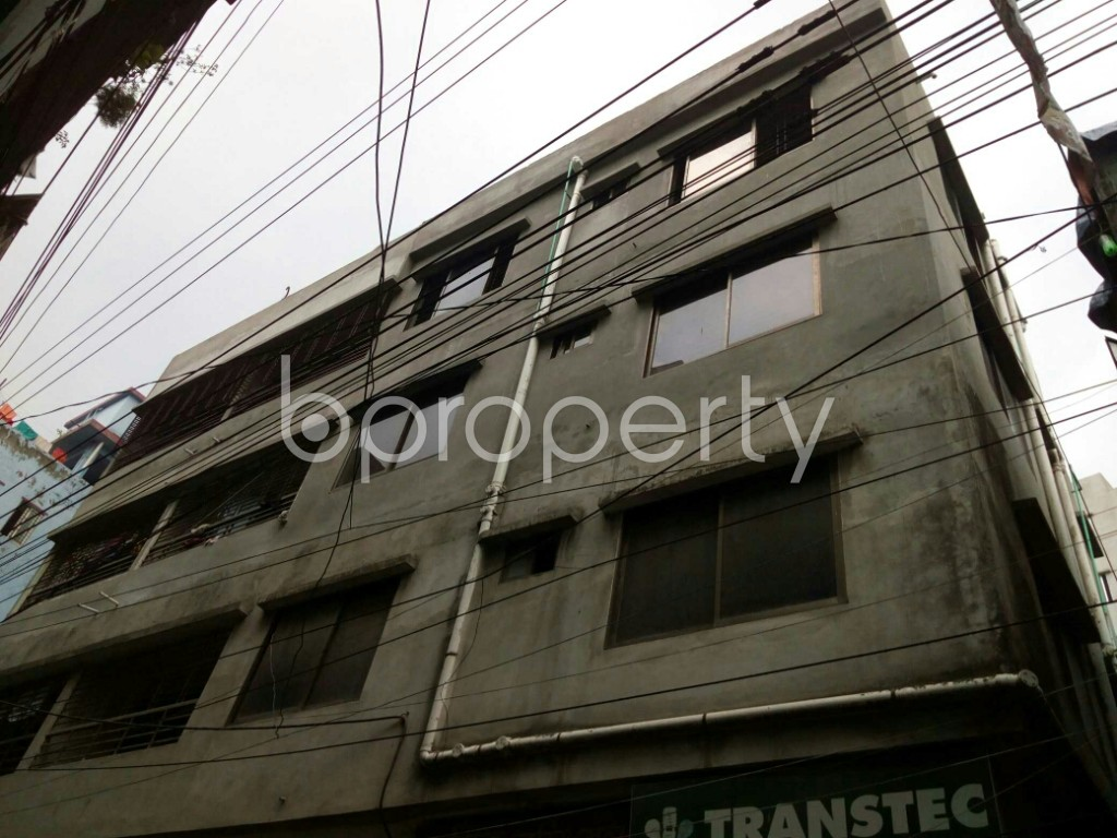 Outside view - 2 Bed Apartment to Rent in Dhanmondi, Dhaka - 1877089