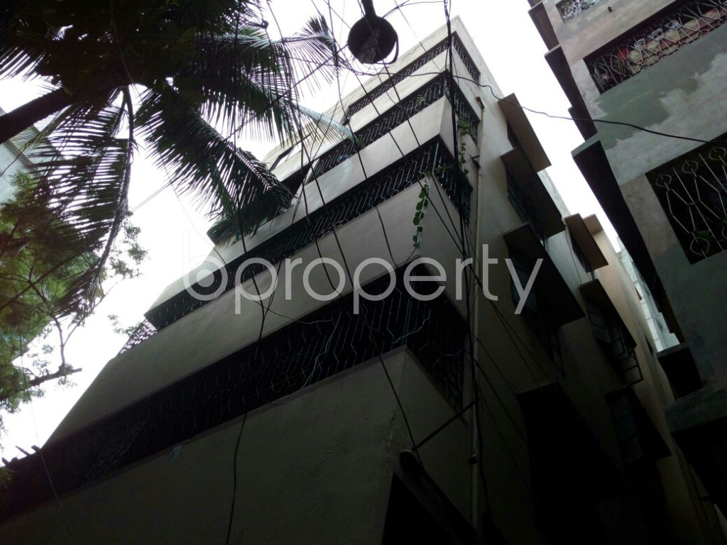Outside view - 2 Bed Apartment to Rent in Dhanmondi, Dhaka - 1877104