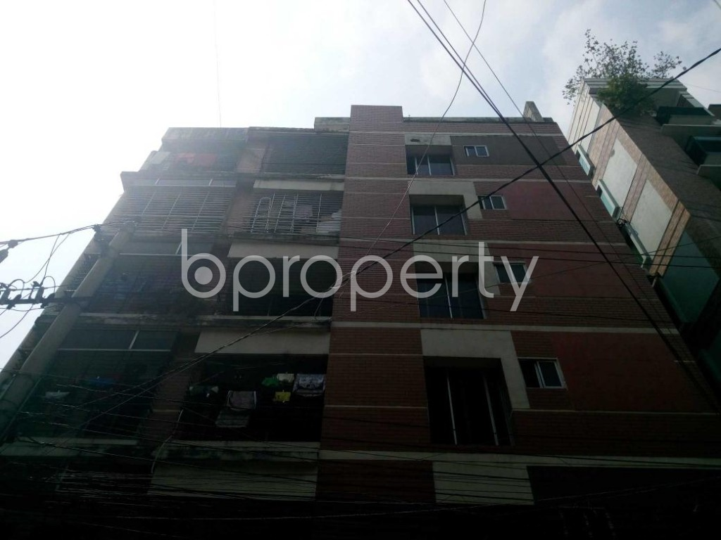 Front view - 3 Bed Apartment to Rent in Uttara, Dhaka - 1877108