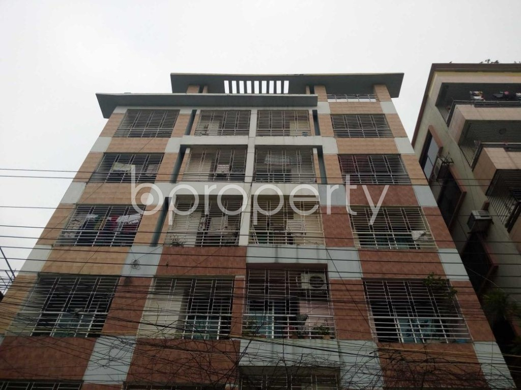 Front view - 3 Bed Apartment to Rent in Uttara, Dhaka - 1877113