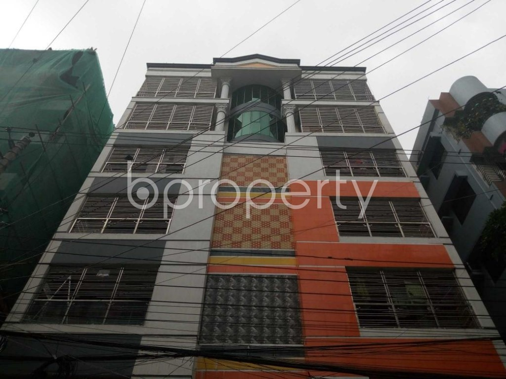 Front view - 1 Bed Apartment to Rent in Uttara, Dhaka - 1877115