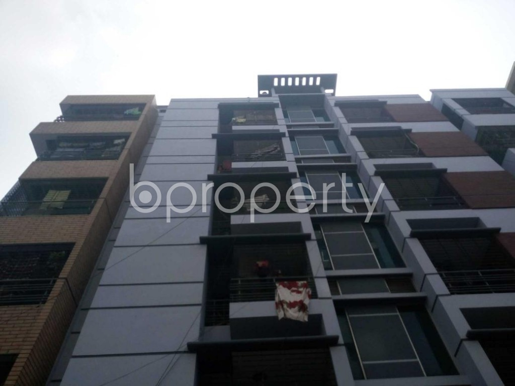 Front view - 3 Bed Apartment to Rent in Uttara, Dhaka - 1877121