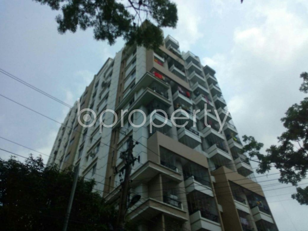 Outside view - 3 Bed Apartment to Rent in Police Line, Cumilla - 1877175