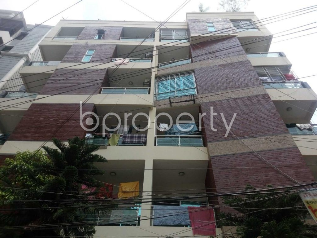Front view - 2 Bed Apartment for Sale in Kalabagan, Dhaka - 1877177