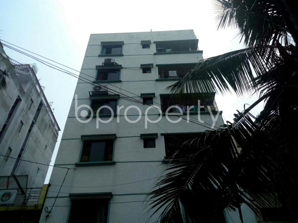 Front view - 2 Bed Apartment to Rent in Mirpur, Dhaka - 1877186