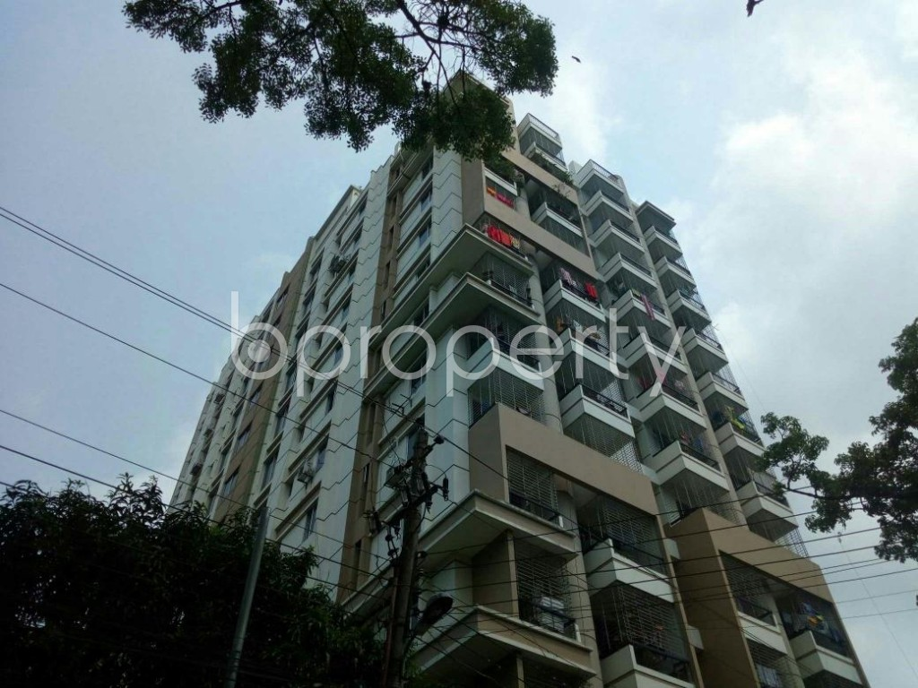 Outside view - 3 Bed Apartment to Rent in Police Line, Cumilla - 1877176