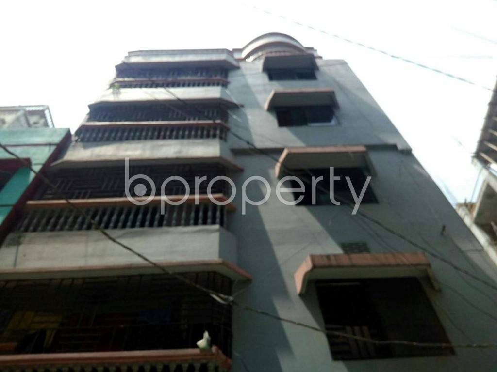Front view - 2 Bed Apartment to Rent in Mirpur, Dhaka - 1877209
