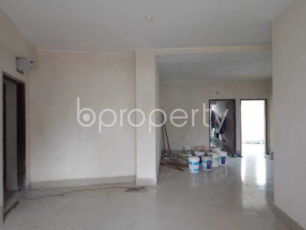 Dining area - 3 Bed Apartment for Sale in Mirpur, Dhaka - 1877268