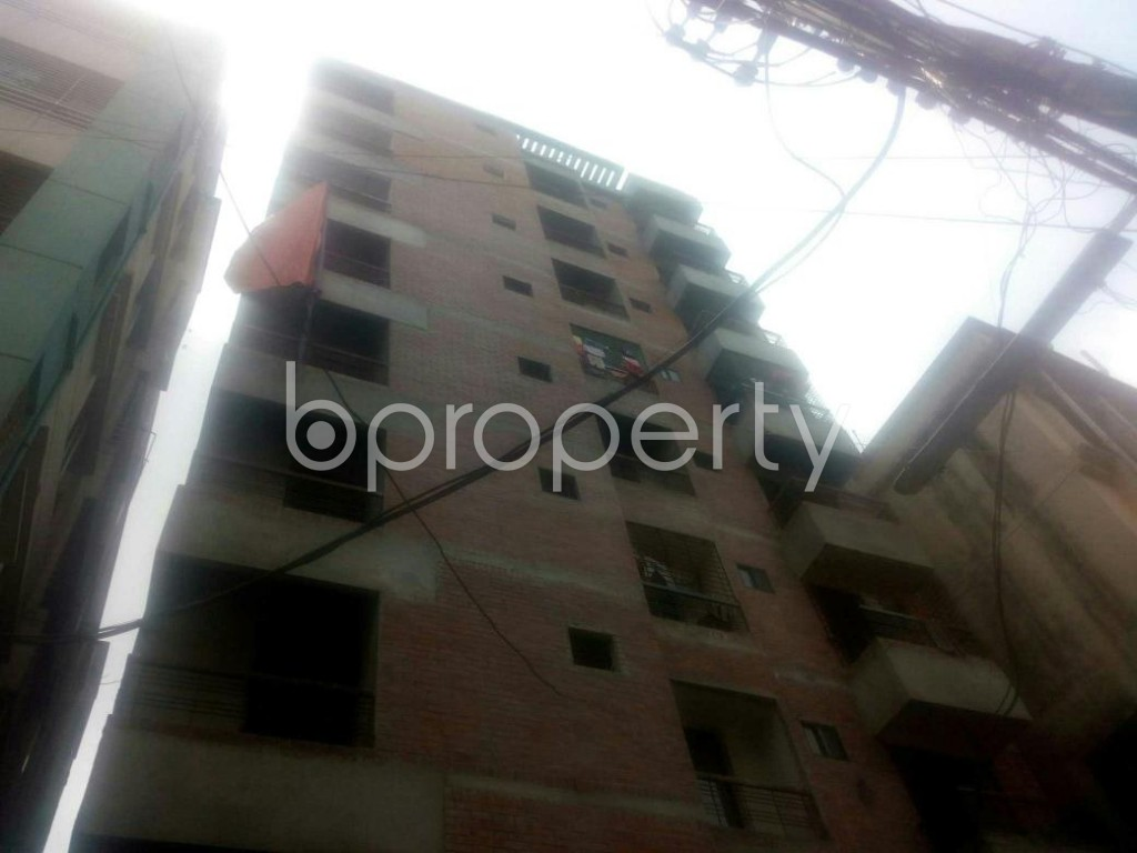 Outside view - 3 Bed Apartment for Sale in Rampura, Dhaka - 1877279