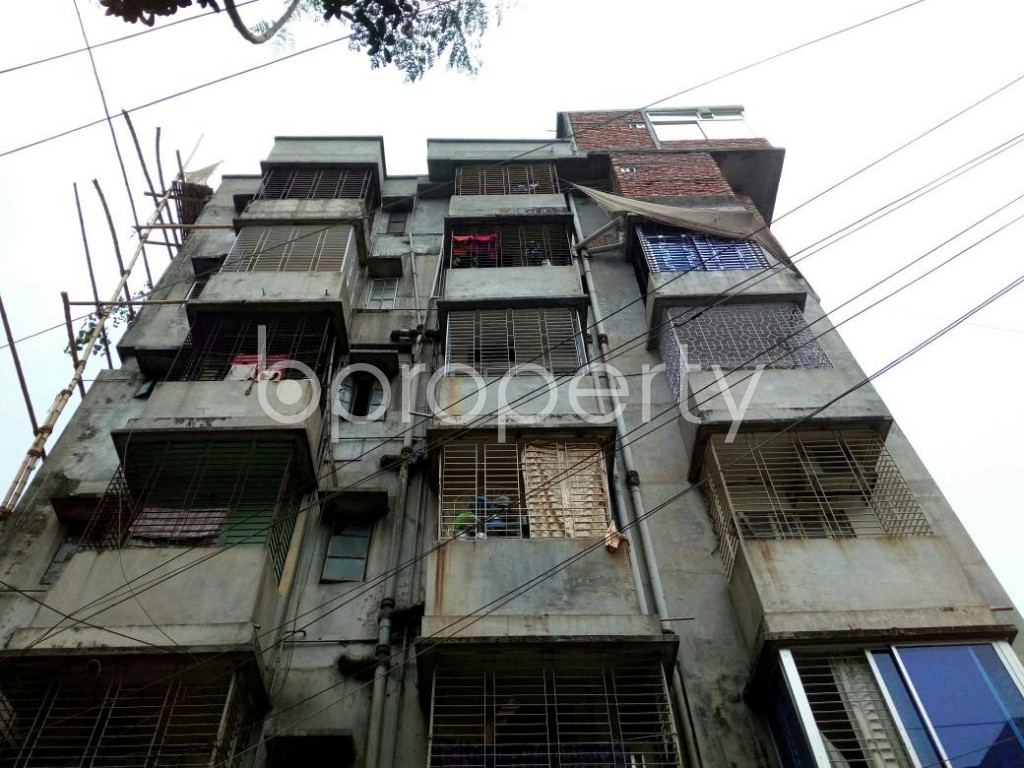 Front view - 2 Bed Apartment to Rent in Mirpur, Dhaka - 1877289