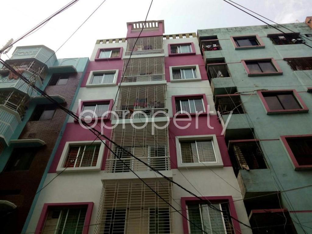 Front view - 2 Bed Apartment to Rent in Mirpur, Dhaka - 1877311