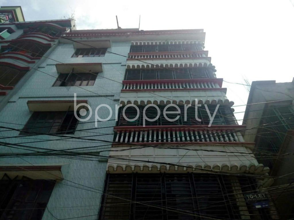 Front view - 2 Bed Apartment to Rent in Mirpur, Dhaka - 1877324