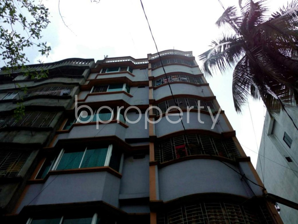Front view - 2 Bed Apartment to Rent in Mirpur, Dhaka - 1877330