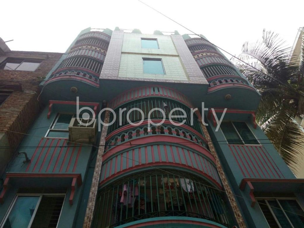 Front view - 2 Bed Apartment to Rent in Mirpur, Dhaka - 1877345