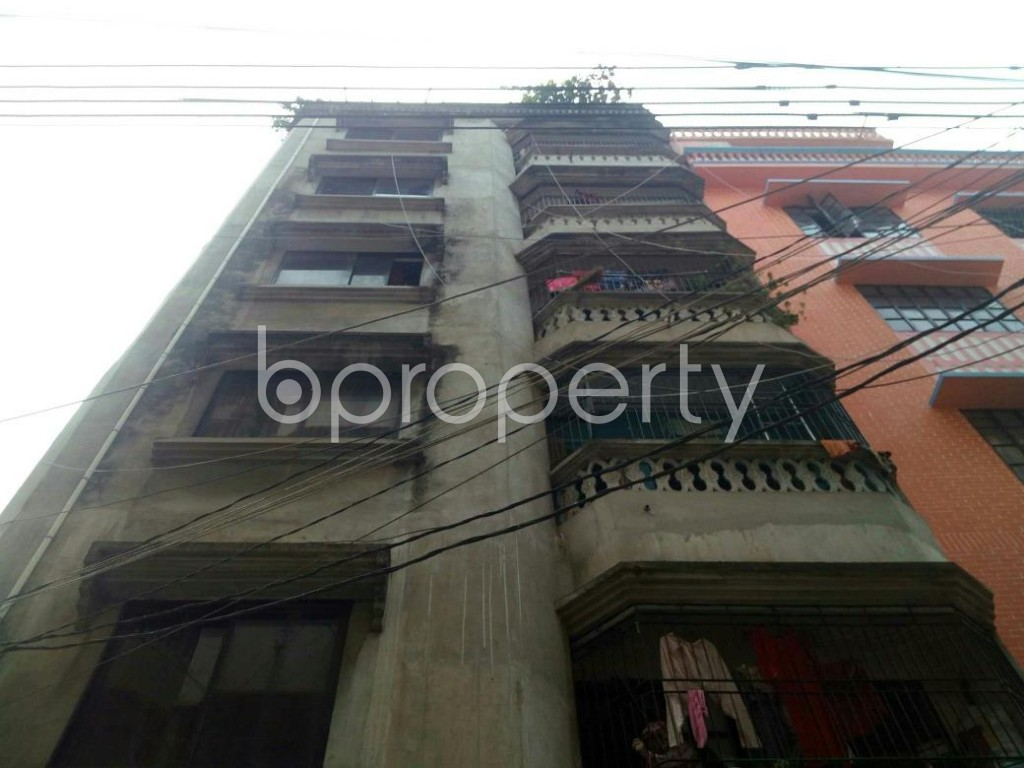 Front view - 2 Bed Apartment to Rent in Mirpur, Dhaka - 1877351