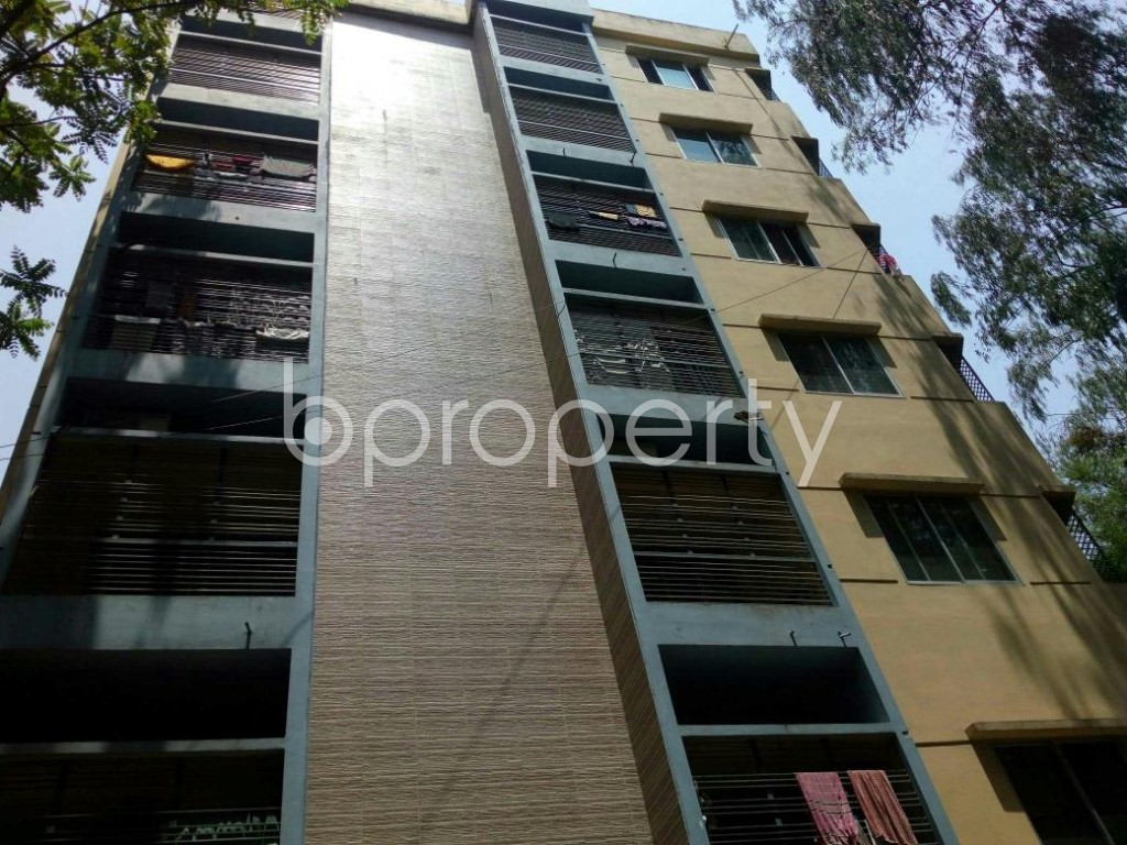 Front view - 3 Bed Apartment for Sale in Bayazid, Chattogram - 1877382