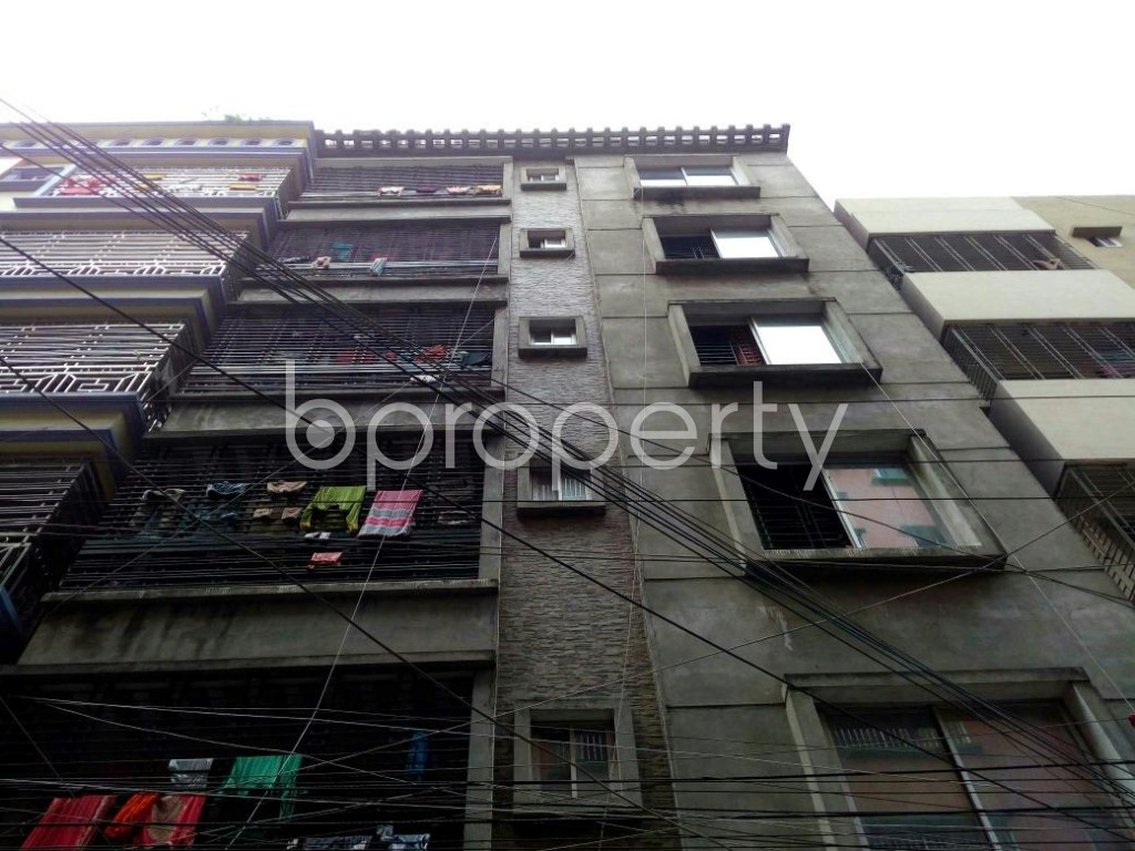 Front view - 2 Bed Apartment to Rent in Mirpur, Dhaka - 1877390