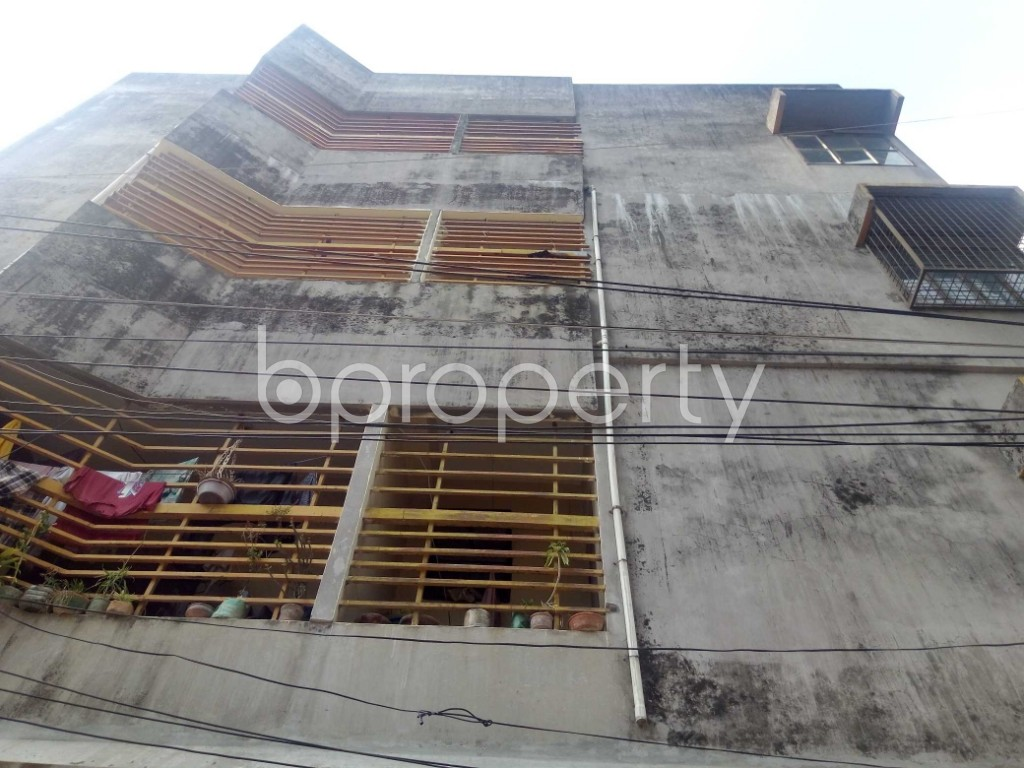 Front view - 2 Bed Apartment to Rent in Mirpur, Dhaka - 1877395