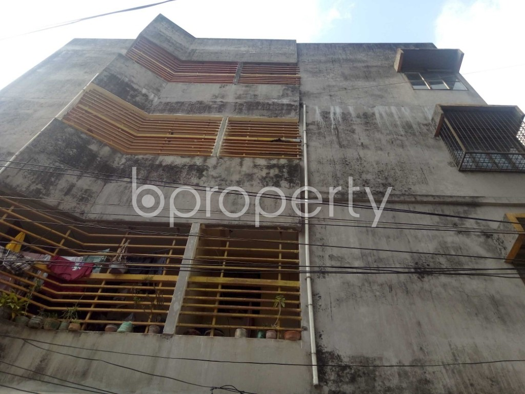 Front view - 2 Bed Apartment to Rent in Mirpur, Dhaka - 1877397