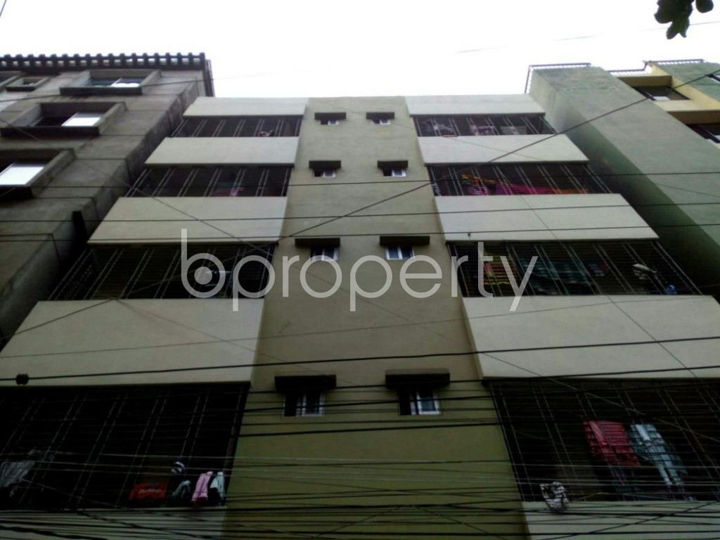Front view - 2 Bed Apartment to Rent in Mirpur, Dhaka - 1877430