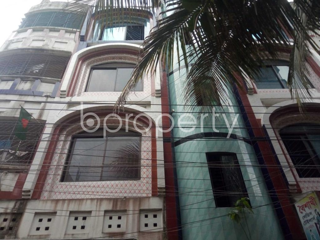 Front view - 2 Bed Apartment to Rent in Banasree, Dhaka - 1877488