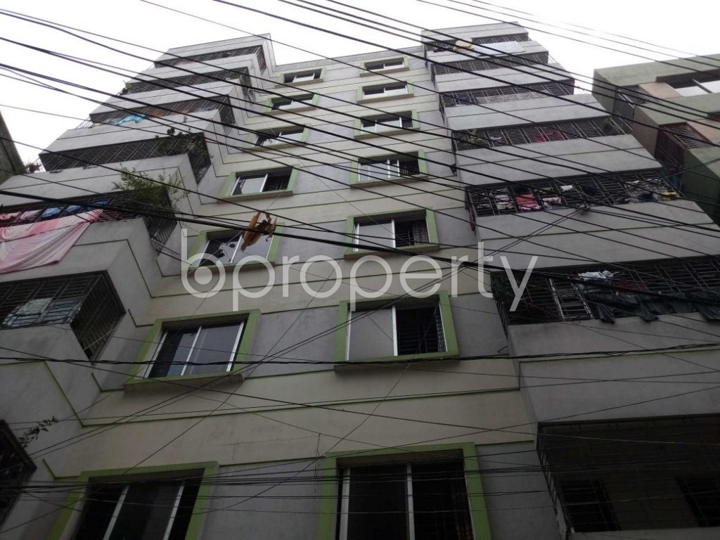 Front view - 2 Bed Apartment to Rent in Khilgaon, Dhaka - 1877504