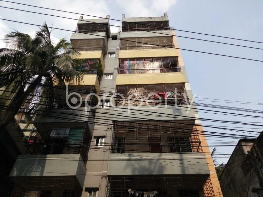 Front view - 1 Bed Apartment to Rent in Khilgaon, Dhaka - 1877509