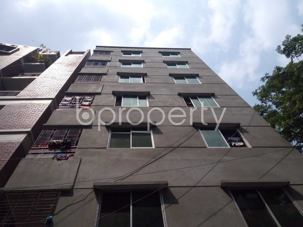 Outside view - 2 Bed Apartment to Rent in Badda, Dhaka - 1877512