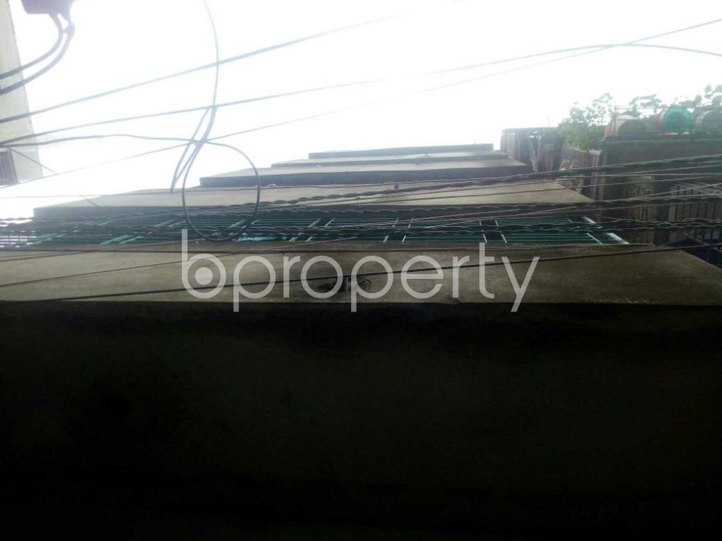 Front view - 1 Bed Apartment to Rent in Mohakhali, Dhaka - 1877521