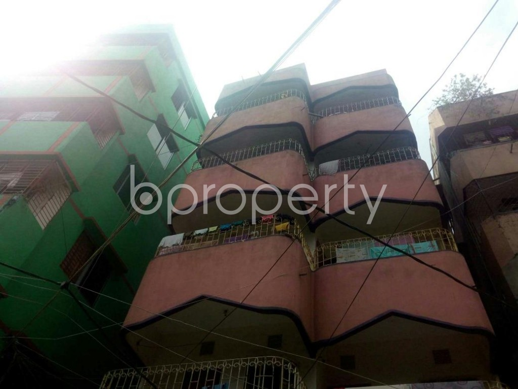 Front view - 2 Bed Apartment to Rent in Mohakhali, Dhaka - 1877526