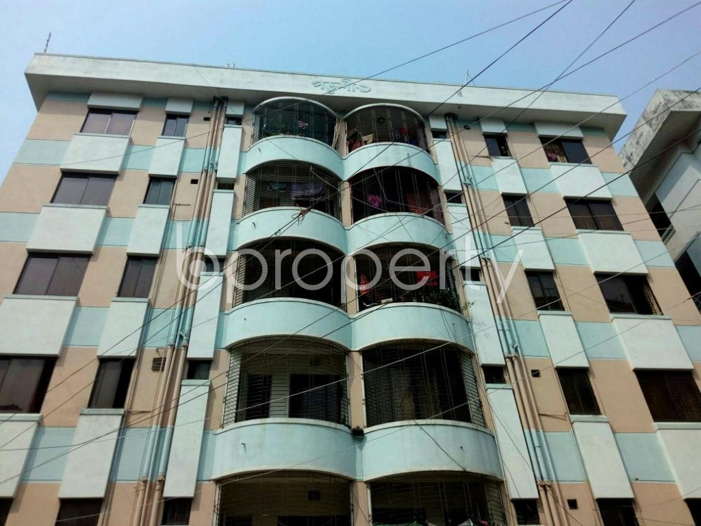 Front view - 2 Bed Apartment to Rent in Mirpur, Dhaka - 1877525