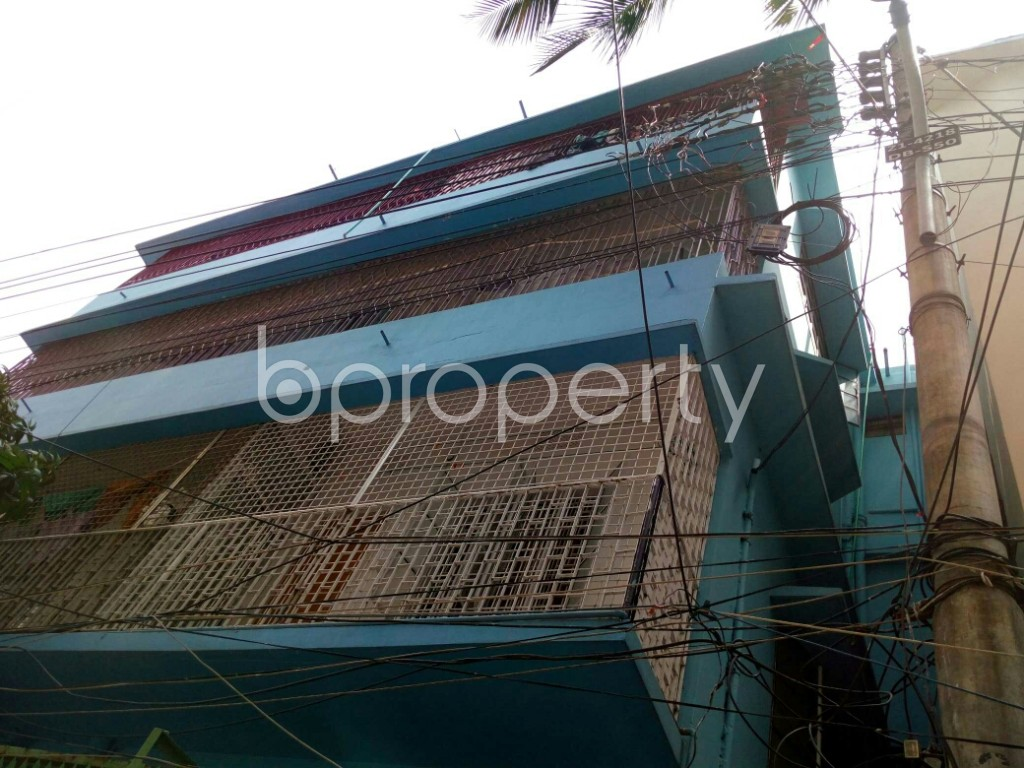 Outside view - 1 Bed Apartment to Rent in Dhanmondi, Dhaka - 1877531