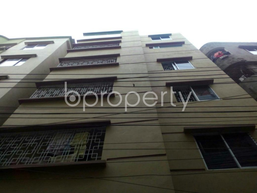 Front view - 3 Bed Apartment to Rent in Jatra Bari, Dhaka - 1877543