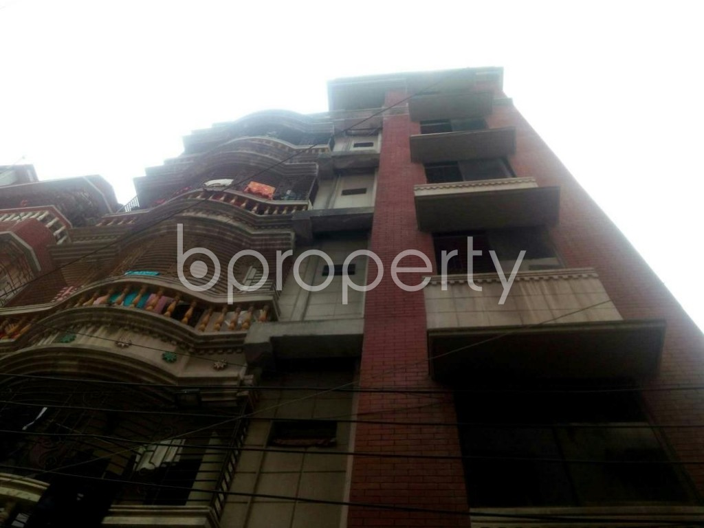 Front view - 3 Bed Apartment to Rent in Jatra Bari, Dhaka - 1877546