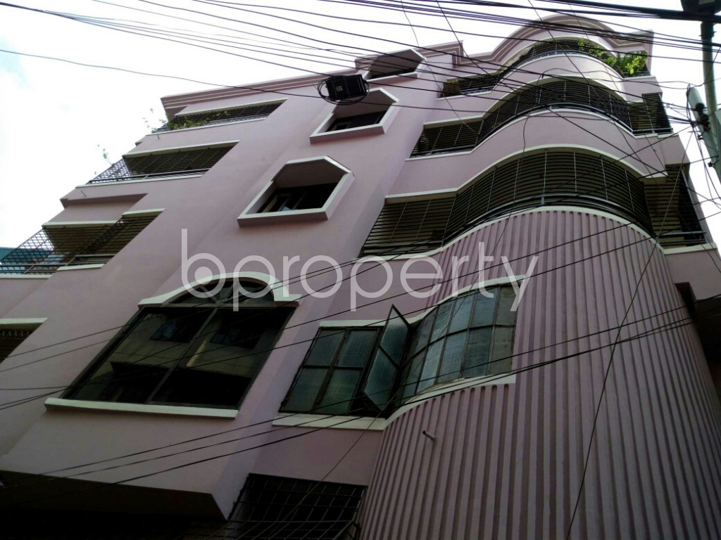 Outside view - 2 Bed Apartment to Rent in Dhanmondi, Dhaka - 1877547