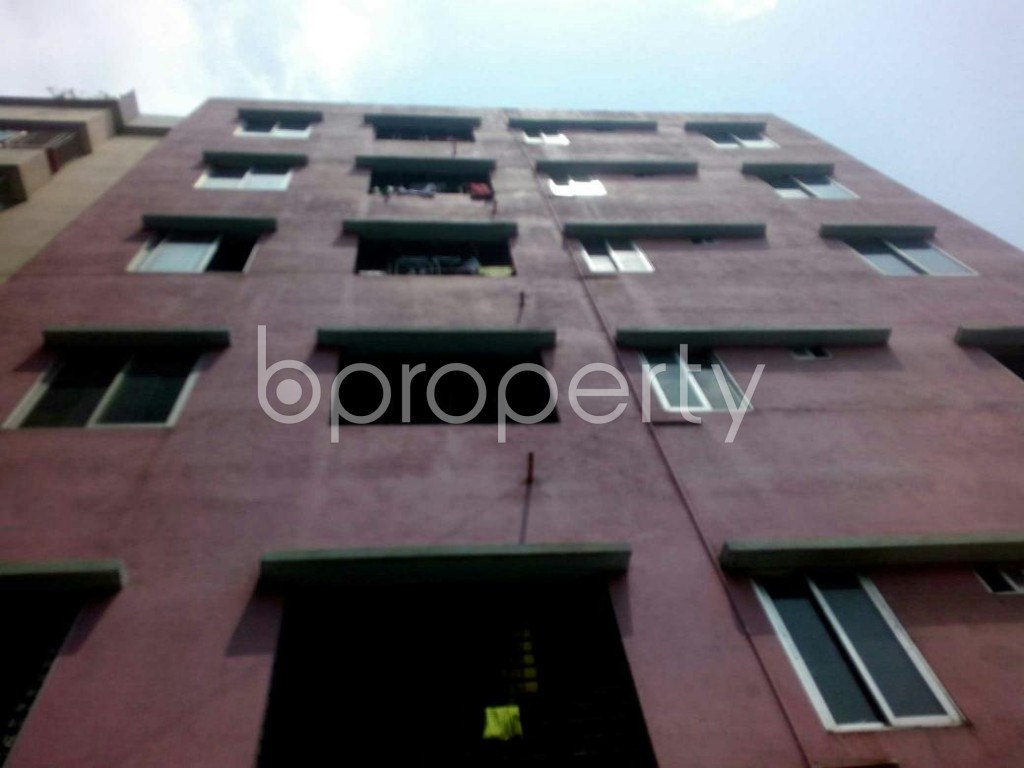 Front view - 2 Bed Apartment to Rent in Jatra Bari, Dhaka - 1877556