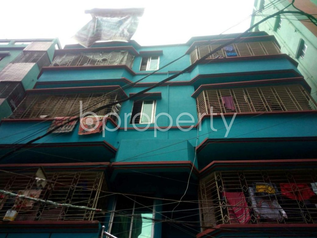 Front view - 2 Bed Apartment to Rent in Jatra Bari, Dhaka - 1877569