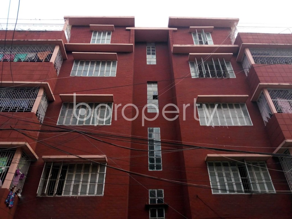 Front view - 2 Bed Apartment to Rent in Kafrul, Dhaka - 1877577