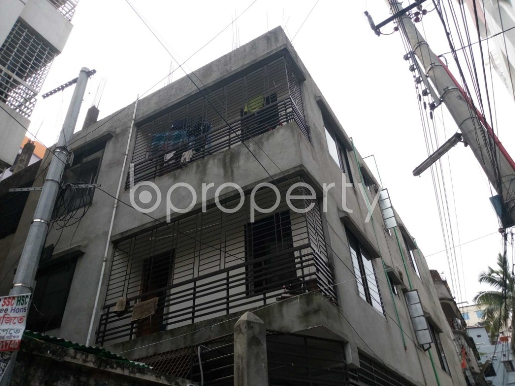 Outside view - 2 Bed Apartment to Rent in Mirpur, Dhaka - 1877578