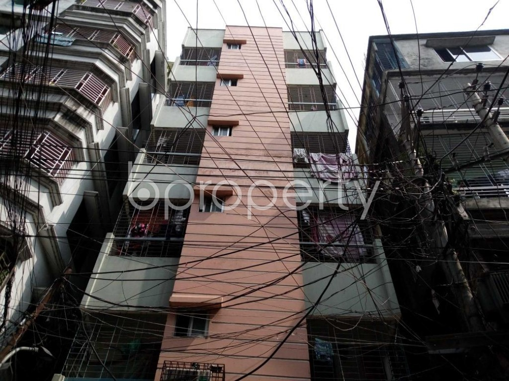 Front view - 2 Bed Apartment for Sale in Bangshal, Dhaka - 1877635