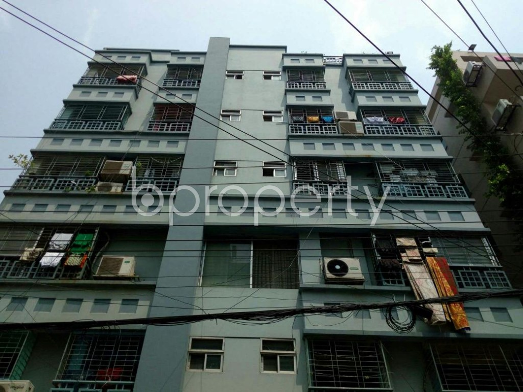 Front view - 3 Bed Apartment to Rent in Uttara, Dhaka - 1877647