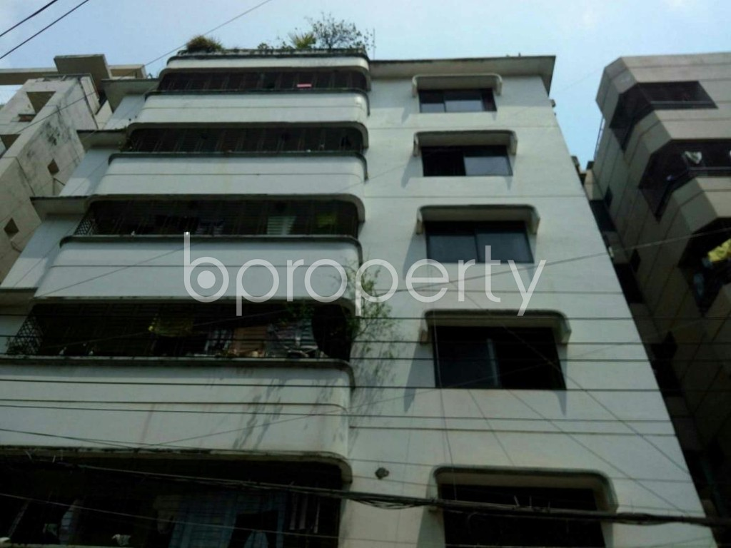 Front view - 3 Bed Apartment to Rent in Uttara, Dhaka - 1877648